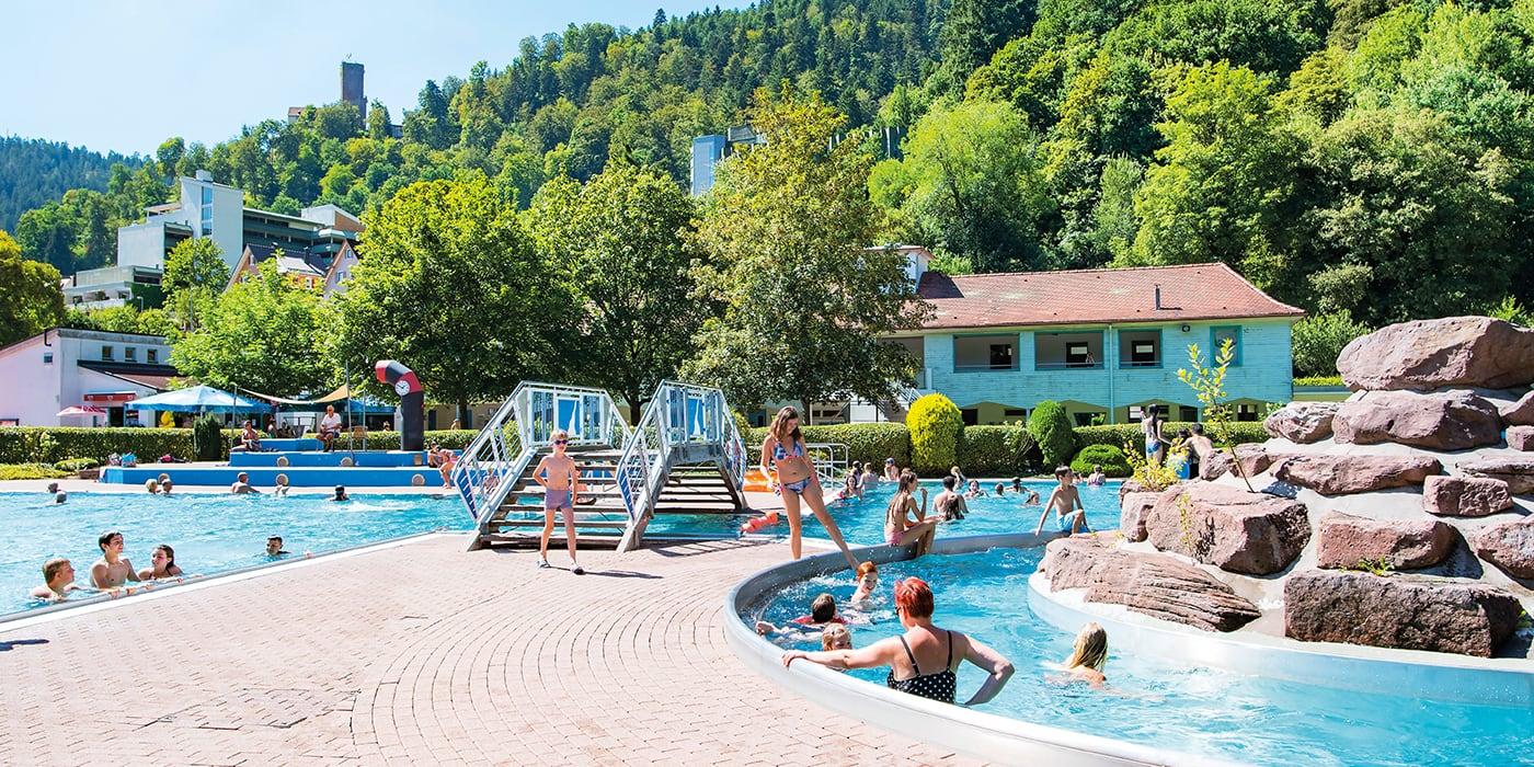 Freibad Bad Liebenzell